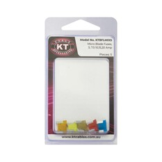 KT Cables Assorted Micro Blade Fuse 5 Pack, , bcf_hi-res