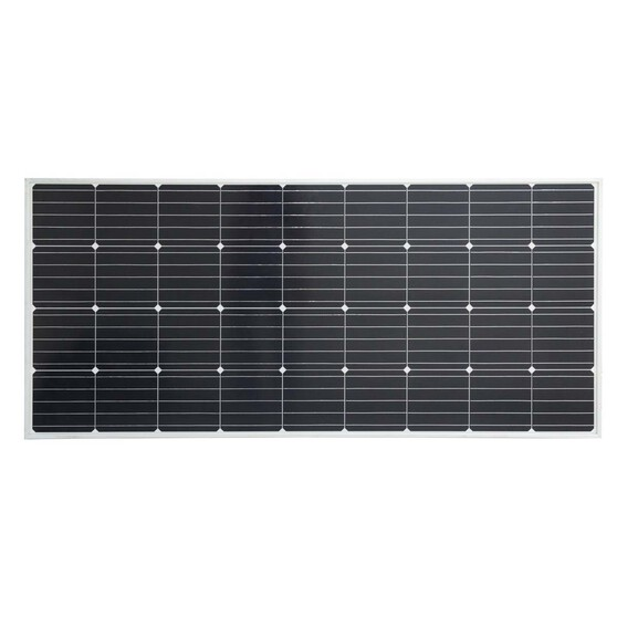 Wanderer 160W Caravan Solar Panel Kit, , bcf_hi-res
