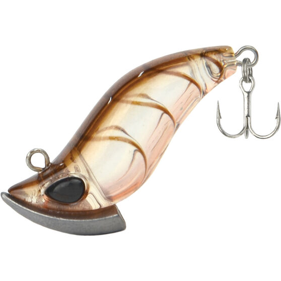 Storm Gomoku Bottom Hard Body Lure 4.5cm Brown Tiger Prawn 4.5cm, Brown Tiger Prawn, bcf_hi-res