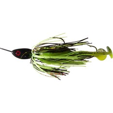 Gangster Mother Frogger Spinner Bait Lure 1oz Blue / Yellow, Blue / Yellow, bcf_hi-res