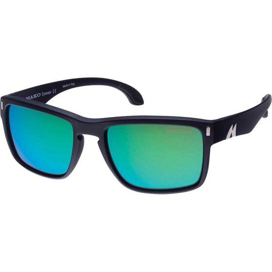 MAKO GT Polarised Sunglasses Green Lens, Green Lens, bcf_hi-res