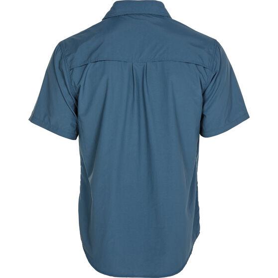 Explore 360 Men's Vented Shirt, Dark Blue, bcf_hi-res