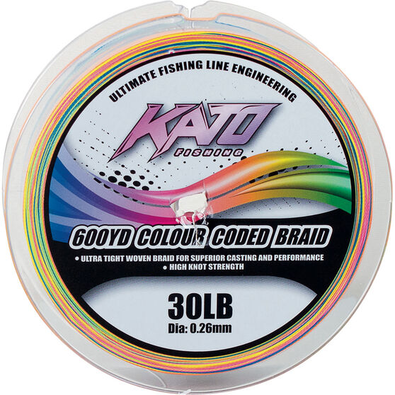Kato Braid Line 600yds Multi 30lb, , bcf_hi-res