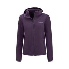 Macpac Women's Mountain Hooded Jacket Nightshade Grey 8, Nightshade Grey, bcf_hi-res
