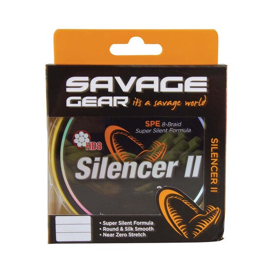 Savage HD8 Silencer II Braid Line 150m, , bcf_hi-res