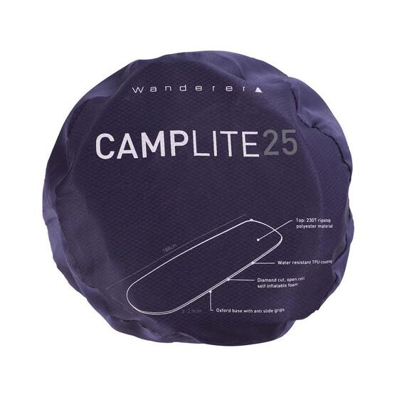 Wanderer CampLite Self Inflating Mat, , bcf_hi-res