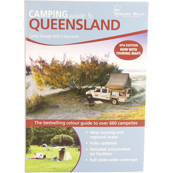 Queensland Camping Guide, , bcf_hi-res