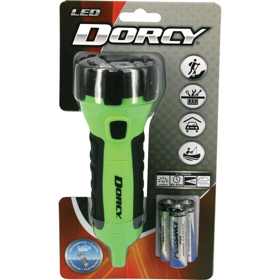 Dorcy 4 LED Waterproof Torch, , bcf_hi-res