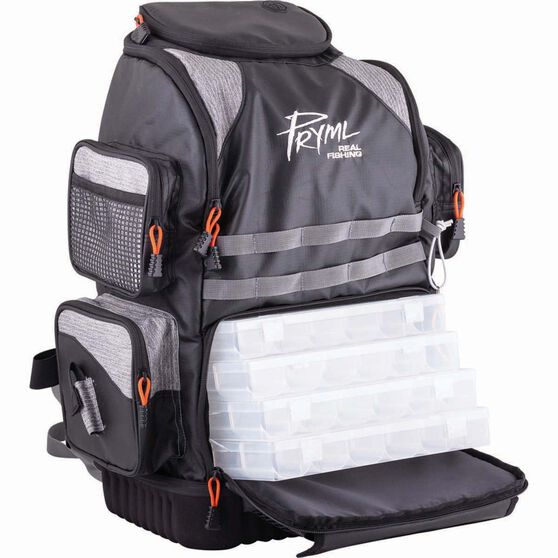 Pryml Predator Trekking Pack Tackle Bag, , bcf_hi-res