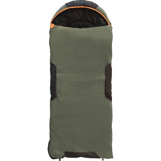 Wanderer XFlame Tour Hooded Sleeping Bag, , bcf_hi-res