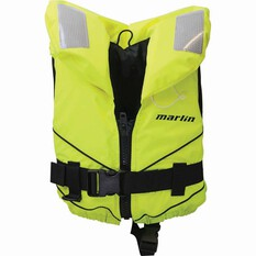 Marlin Australia Challenger PFD 100 Child Yellow XS, Yellow, bcf_hi-res