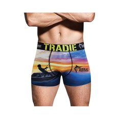 Tradie Men's Great Northern Pull It In Trunk, Print, bcf_hi-res