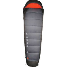 Wanderer LiteFlame Hooded Sleeping Bag, , bcf_hi-res
