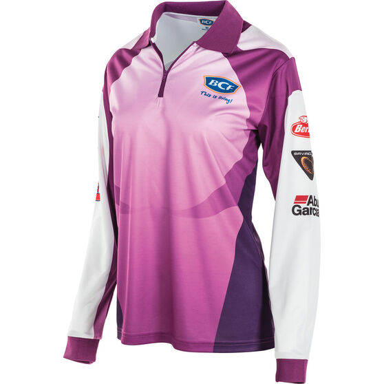 BCF Women's Corporate Sublimated Polo Holly 14, Holly, bcf_hi-res
