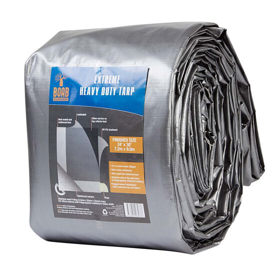 Boab Extreme Heavy Duty Tarp 24x30ft, , bcf_hi-res
