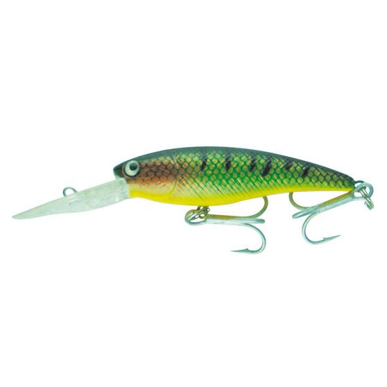 Neptune Mighty Minnow Hard Body Lure 65mm Perch 65mm, Perch, bcf_hi-res