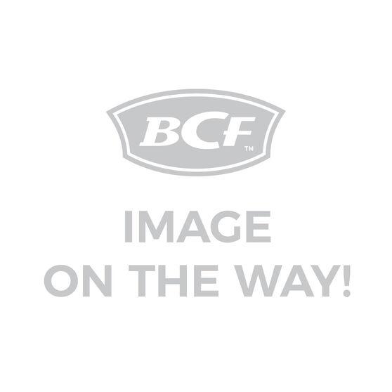 Halco Roosta Popper Surface Lure 135mm Chrome Gold Black, Chrome Gold Black, bcf_hi-res