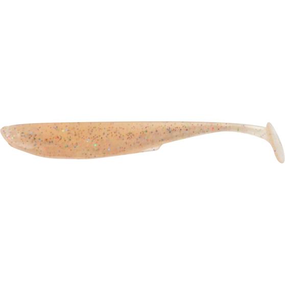 Savage Slim Minnow Soft Plastic Lure 6.5cm Bloodworm UV, , bcf_hi-res