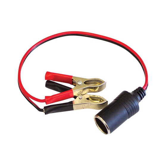 KT Cables Extension Socket with Battery Clip, , bcf_hi-res