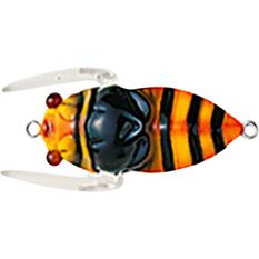 Tiemco Cicada Magnum Bass Tune Surface Lure 45mm Hornet, Hornet, bcf_hi-res