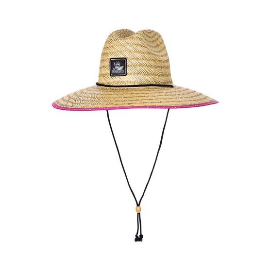 The Mad Hueys Women's Tiger Camo Straw Hat, , bcf_hi-res
