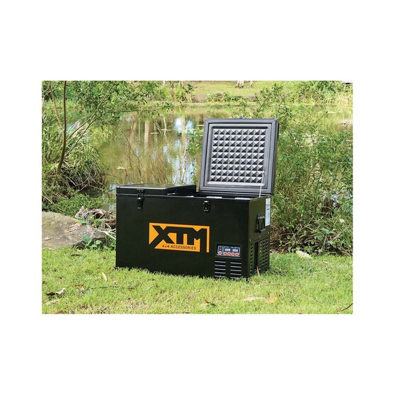 XTM75 Dual Zone Fridge Freezer, , bcf_hi-res