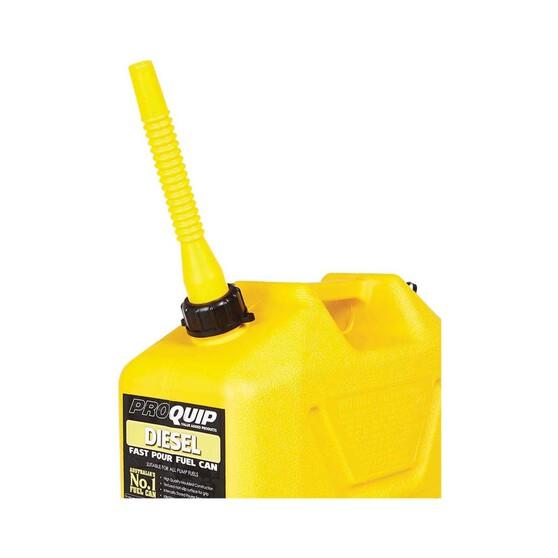 Pro Quip Diesel Jerry Can 20 Litre, , bcf_hi-res