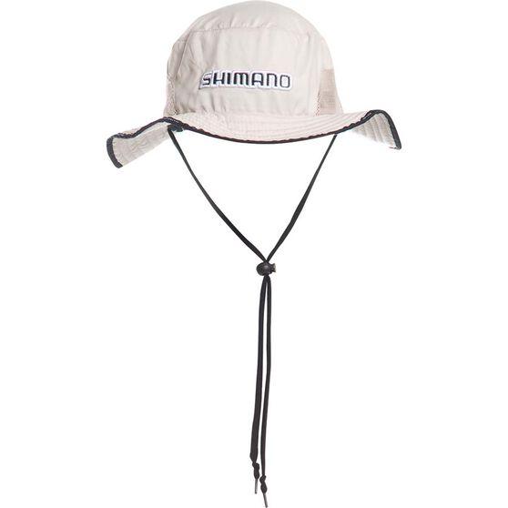 Shimano Men's Plugger Hat Light Grey OSFM, Light Grey, bcf_hi-res