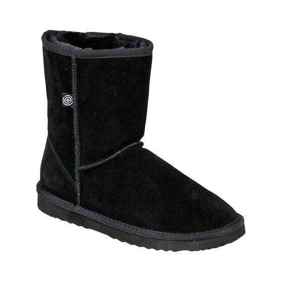 Outdoor Expedition Unisex Camp Boot, Black, bcf_hi-res