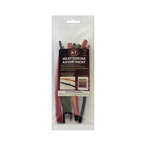 KT Cables 3-5mm Assorted Red / Black Heat Shrink, , bcf_hi-res
