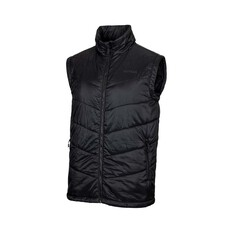 OUTRAK Men's Puffer Vest, Black, bcf_hi-res