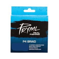 Pryml P4 Yellow Braid Line 300yds, , bcf_hi-res