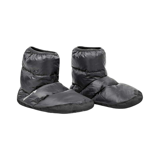 Macpac Unisex Down Boots, Black, bcf_hi-res