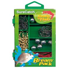 Surecatch Tackle Kit - Bream Pack, , bcf_hi-res