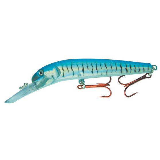 Neptune Barra Buster Hard Body Lure 120mm Blue Mackerel 120mm, Blue Mackerel, bcf_hi-res