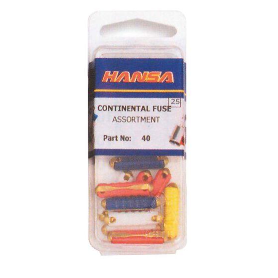 Hansa Assorted Continental Fuse Pack, , bcf_hi-res