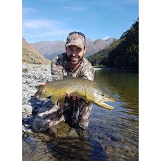Stoney Creek Men's Fast Hunt Long Sleeve Shirt Tuatara Camo Alpine M, Tuatara Camo Alpine, bcf_hi-res
