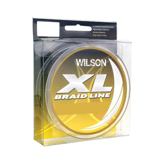 Wilson XL Braid Line Yellow, , bcf_hi-res