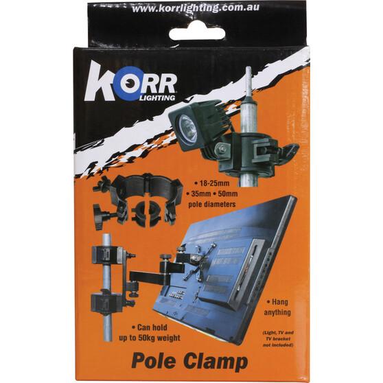 Korr LED Plastic Pole Clamp, , bcf_hi-res