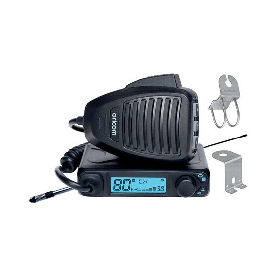 Oricom 5 Watt CB Radio and Antenna Pack, , bcf_hi-res