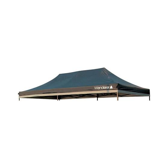 Wanderer Heavy Duty 6x3m Gazebo Replacement Canopy, , bcf_hi-res