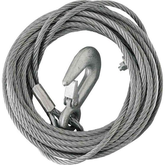 Atlantic Snap Hook Cable 7.5m x 6mm, , bcf_hi-res