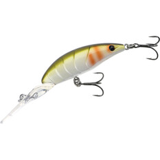 Savage 3D Shrimp Extra Deep Runner Hard Body Lure 5cm Brown Gold 5cm 4.8g, Brown Gold, bcf_hi-res