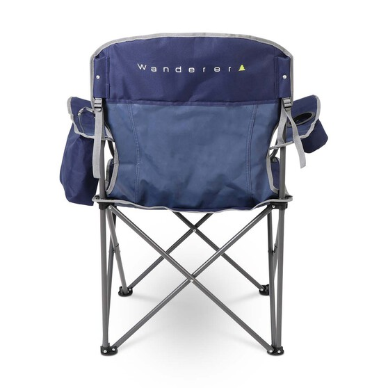 Wanderer Eco Recycled Fabric Cooler Arm Chair, , bcf_hi-res
