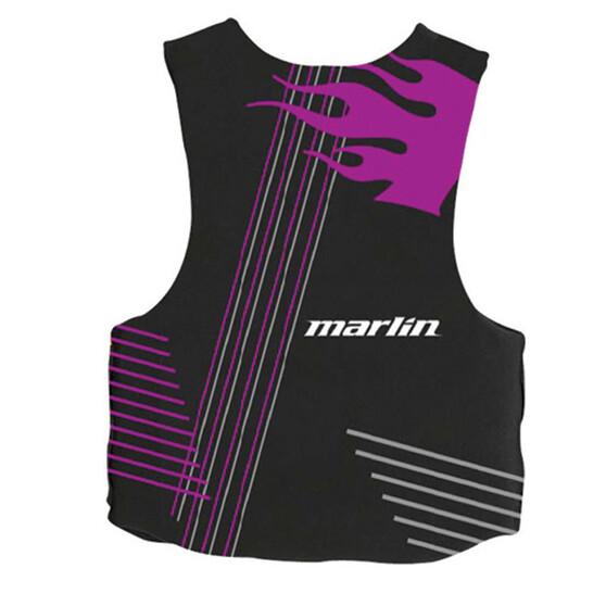 Marlin Australia Junior Neo Flame PFD 50S Purple, Purple, bcf_hi-res