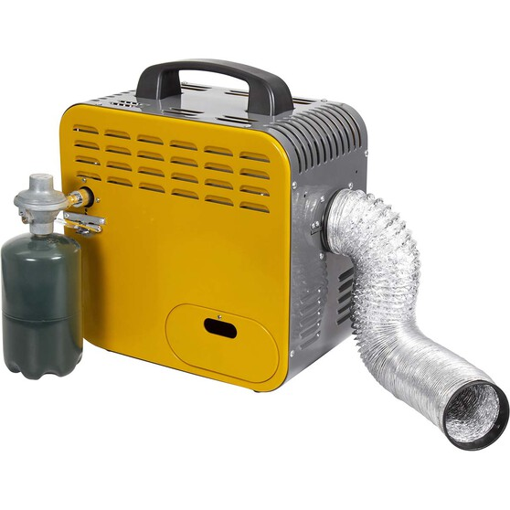 Gasmate Ducted Camping Heater, , bcf_hi-res
