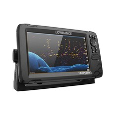 Lowrance Hook Reveal 9 Fish Finder Combo with Triple Shot Transducer, , bcf_hi-res