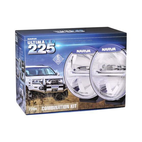 Narva Ultima 225 Combination DrivingLight Kit, , bcf_hi-res