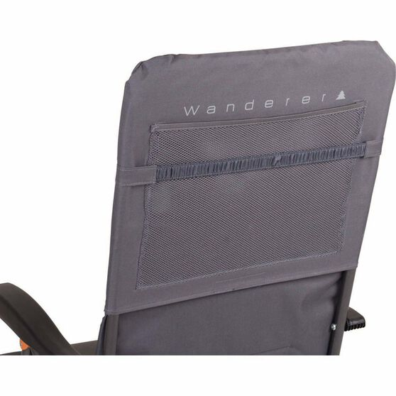 Wanderer Premium Reclining 8 Position Camp Chair, , bcf_hi-res