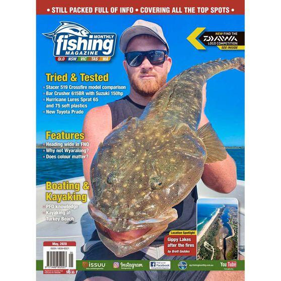QFM Fishing Monthly Magazine, , bcf_hi-res